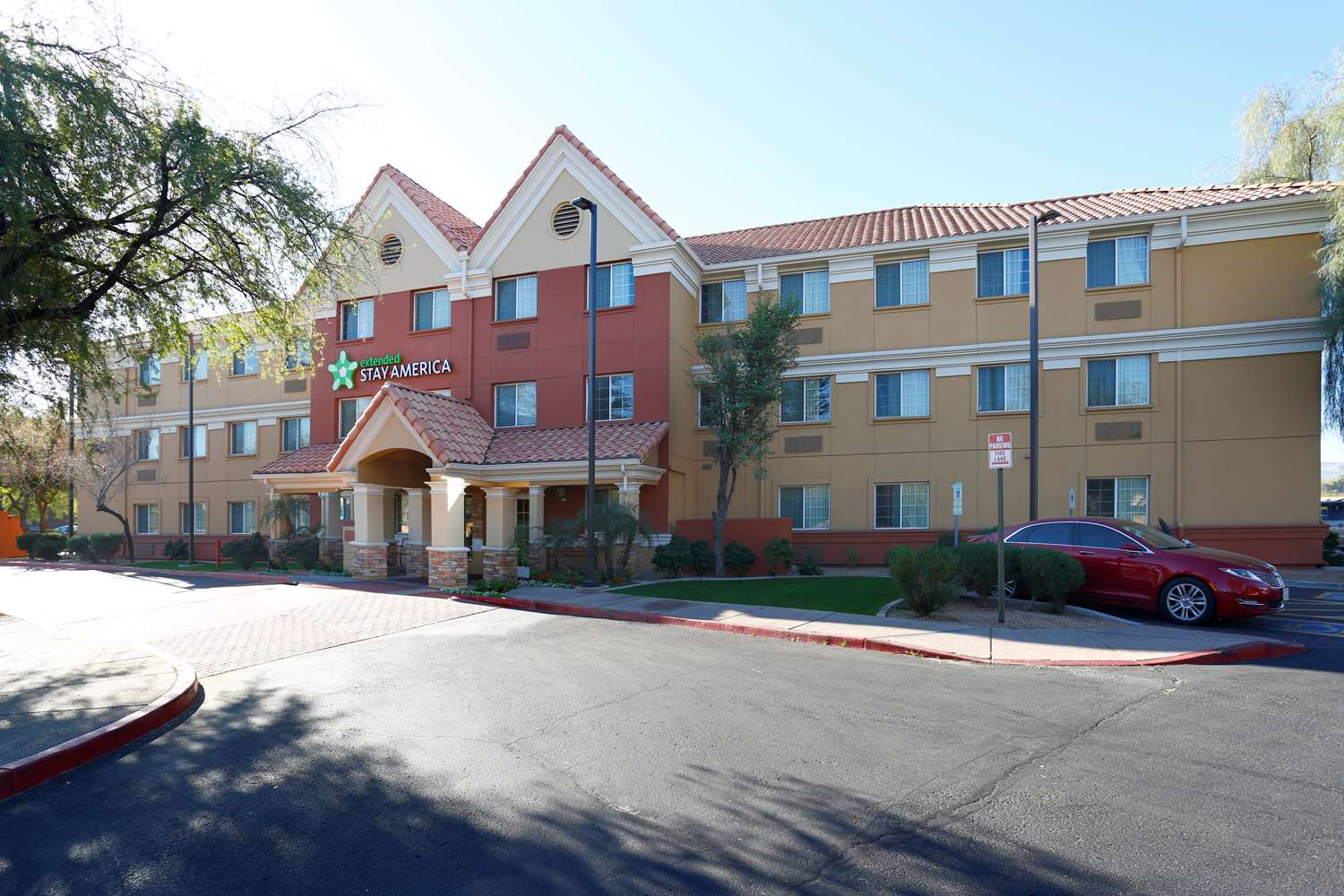 Exterior view - Extended Stay America Hotel Airport Tempe