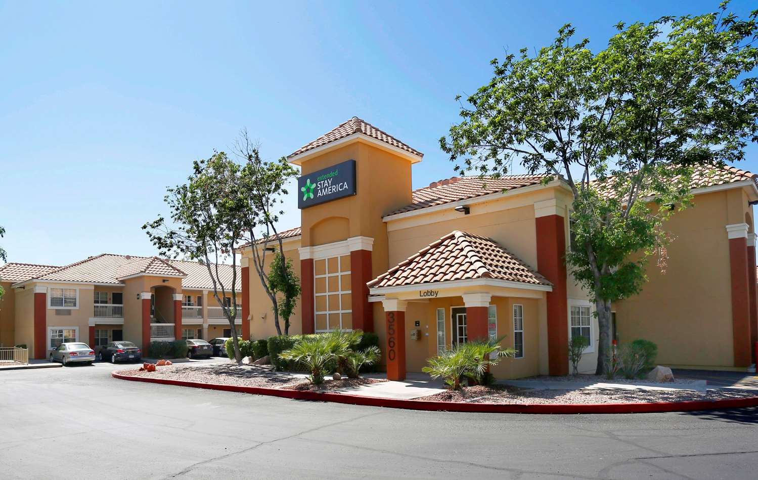 Exterior view - Extended Stay America Hotel Old Town Scottsdale