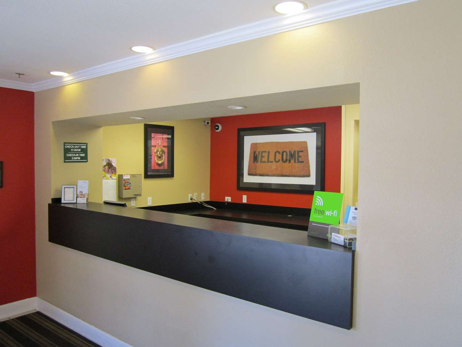Lobby - Extended Stay America Hotel Old Town Scottsdale