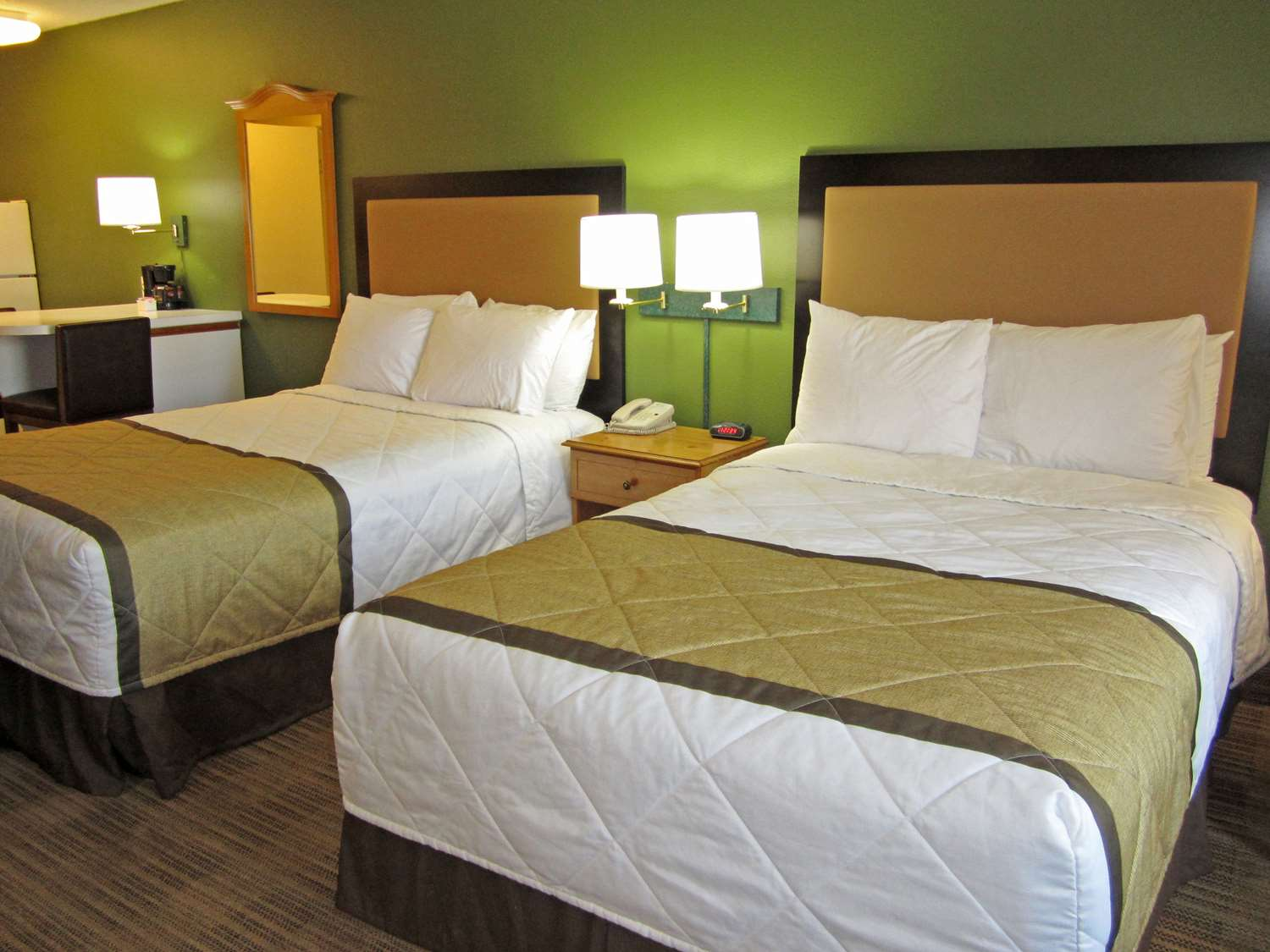 Room - Extended Stay America Hotel Old Town Scottsdale