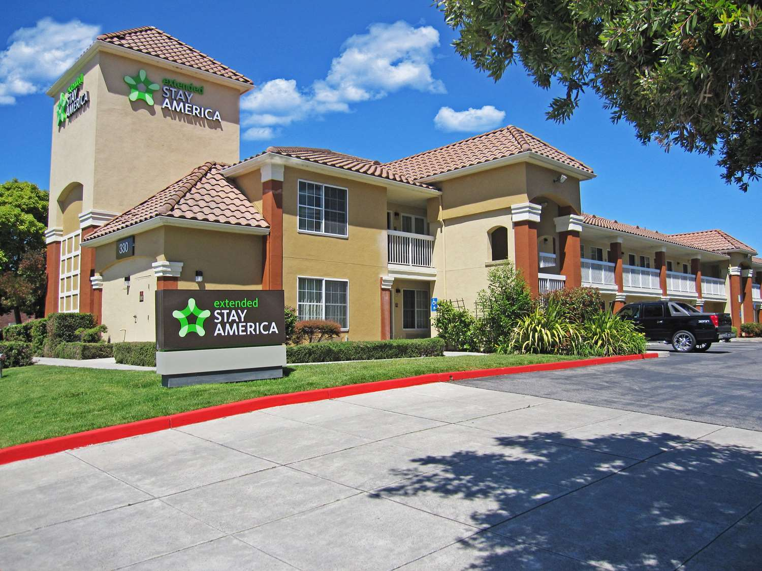 Exterior view - Extended Stay America Hotel McCarthy Ranch Milpitas