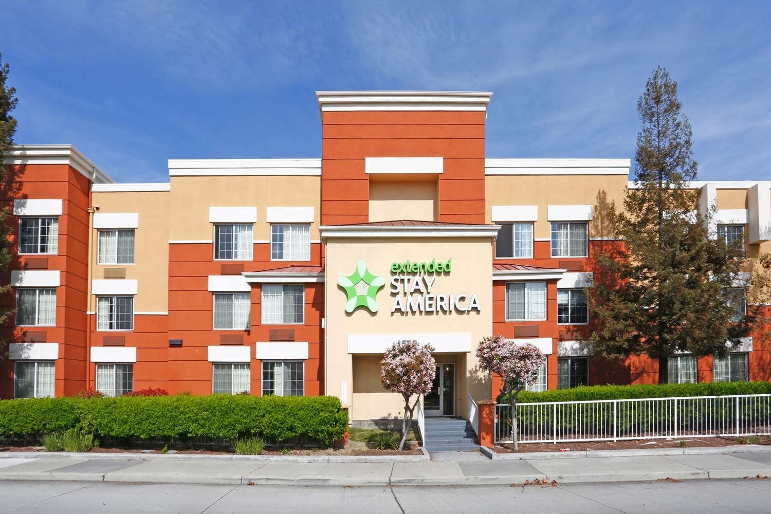 Exterior view - Extended Stay America Hotel Airport South San Jose