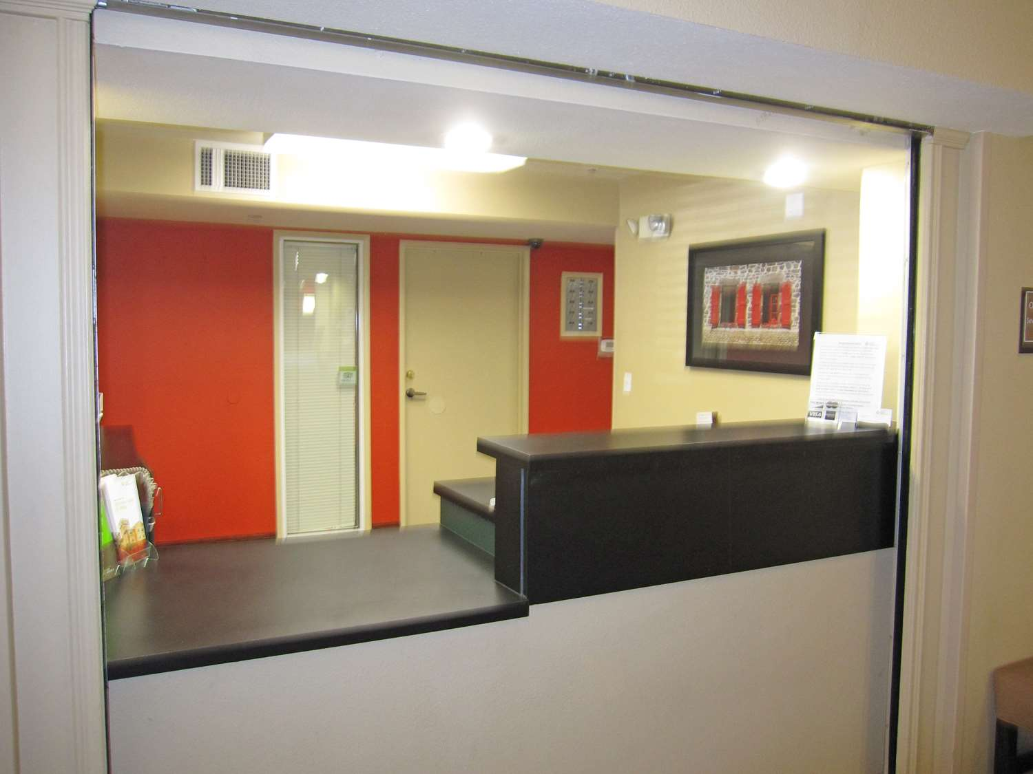 Lobby - Extended Stay America Hotel Airport South San Jose