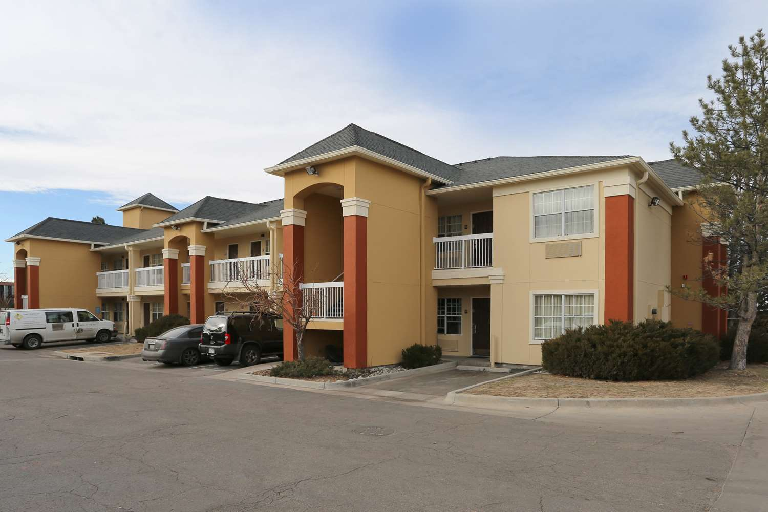 Exterior view - Extended Stay America Hotel South Aurora