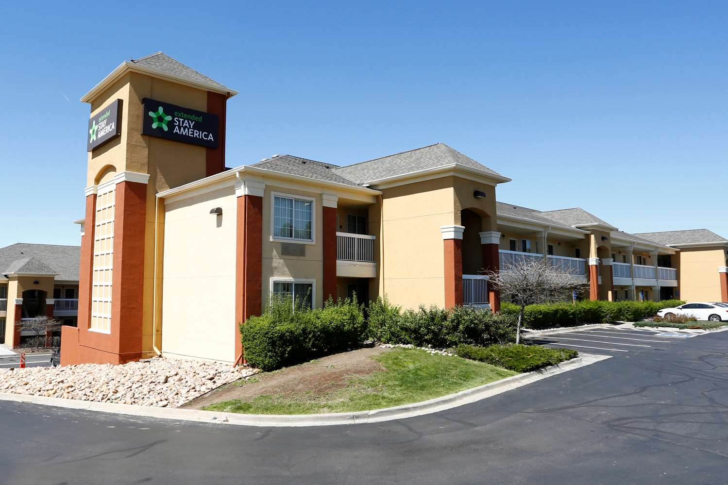 Exterior view - Extended Stay America Hotel Glendale