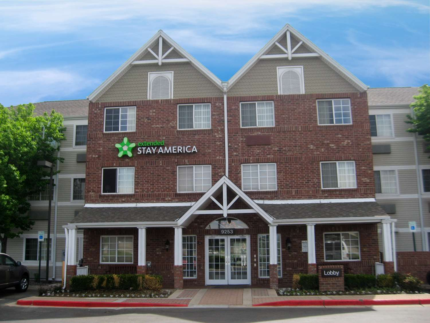 Exterior view - Extended Stay America Hotel South