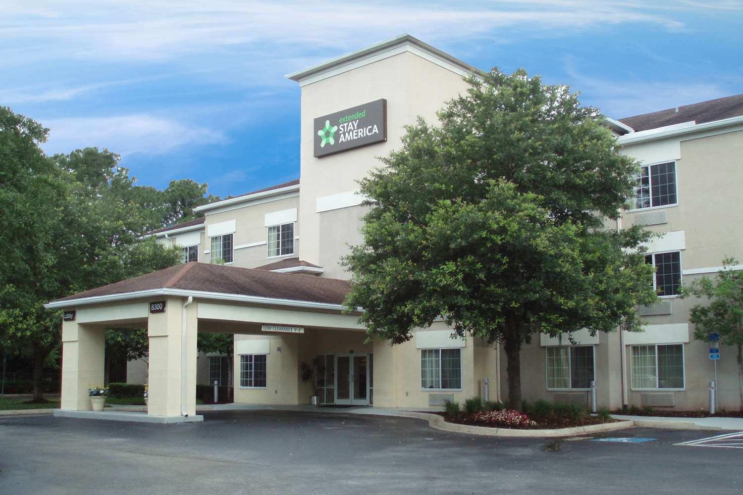 Exterior view - Extended Stay America Hotel Baymeadows Jacksonville