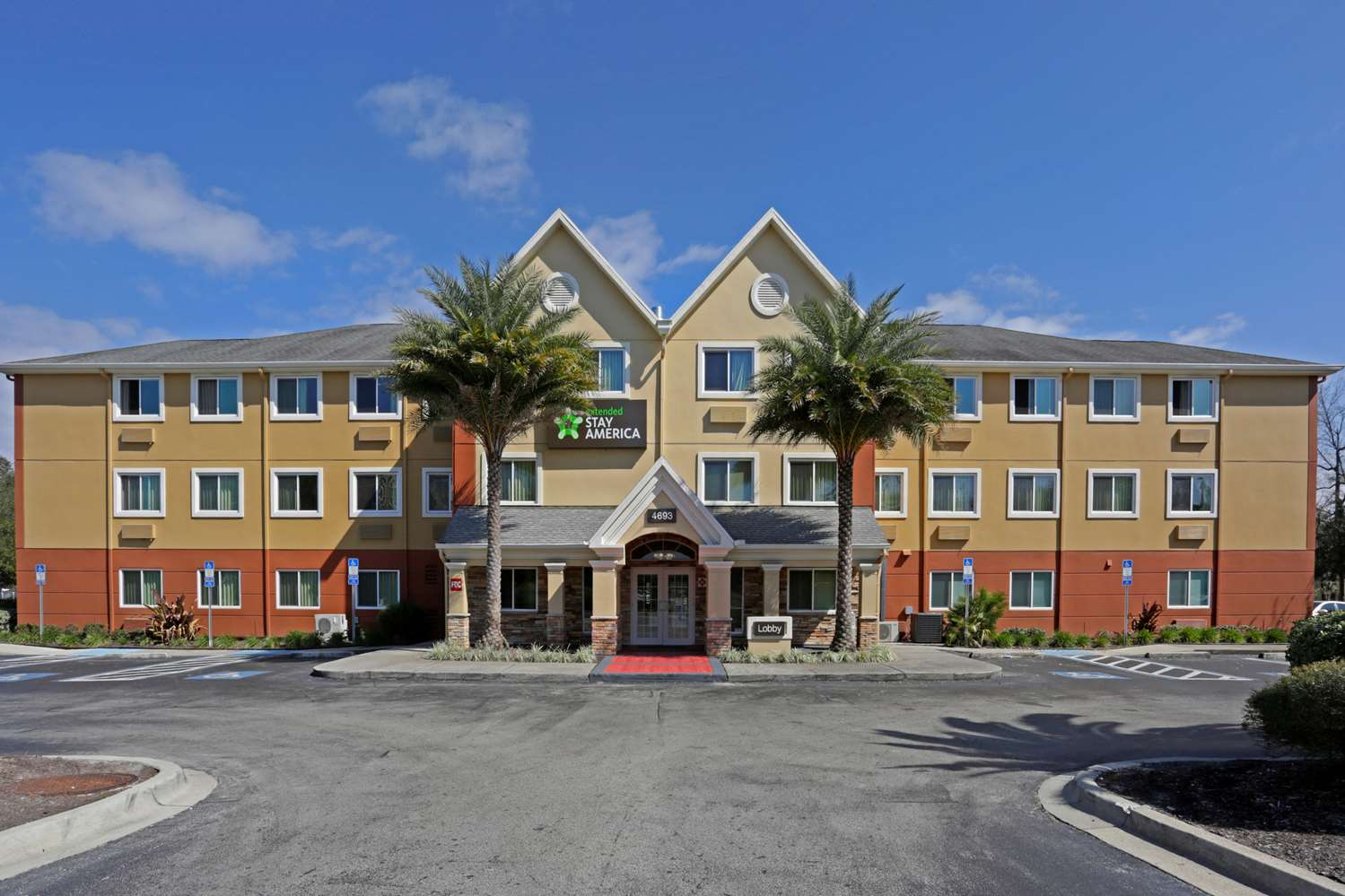 Exterior view - Extended Stay America Hotel Salisbury Road Jacksonville