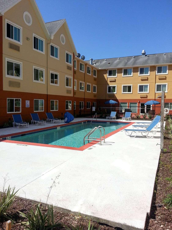 Pool - Extended Stay America Hotel Salisbury Road Jacksonville
