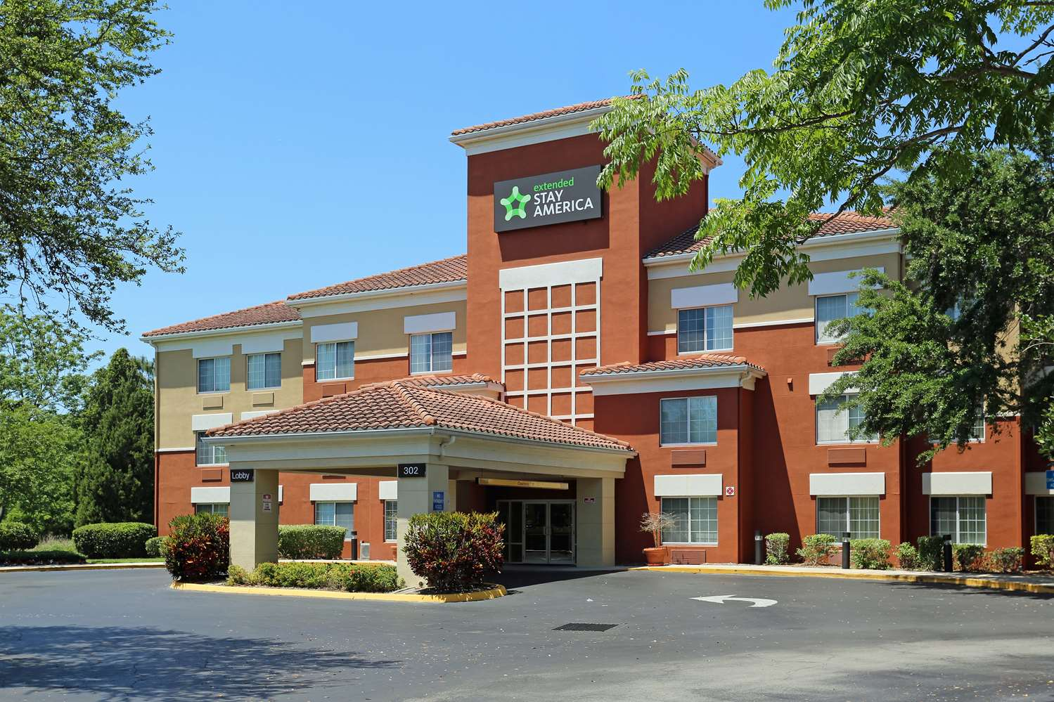 Exterior view - Extended Stay America Hotel Altamonte Springs
