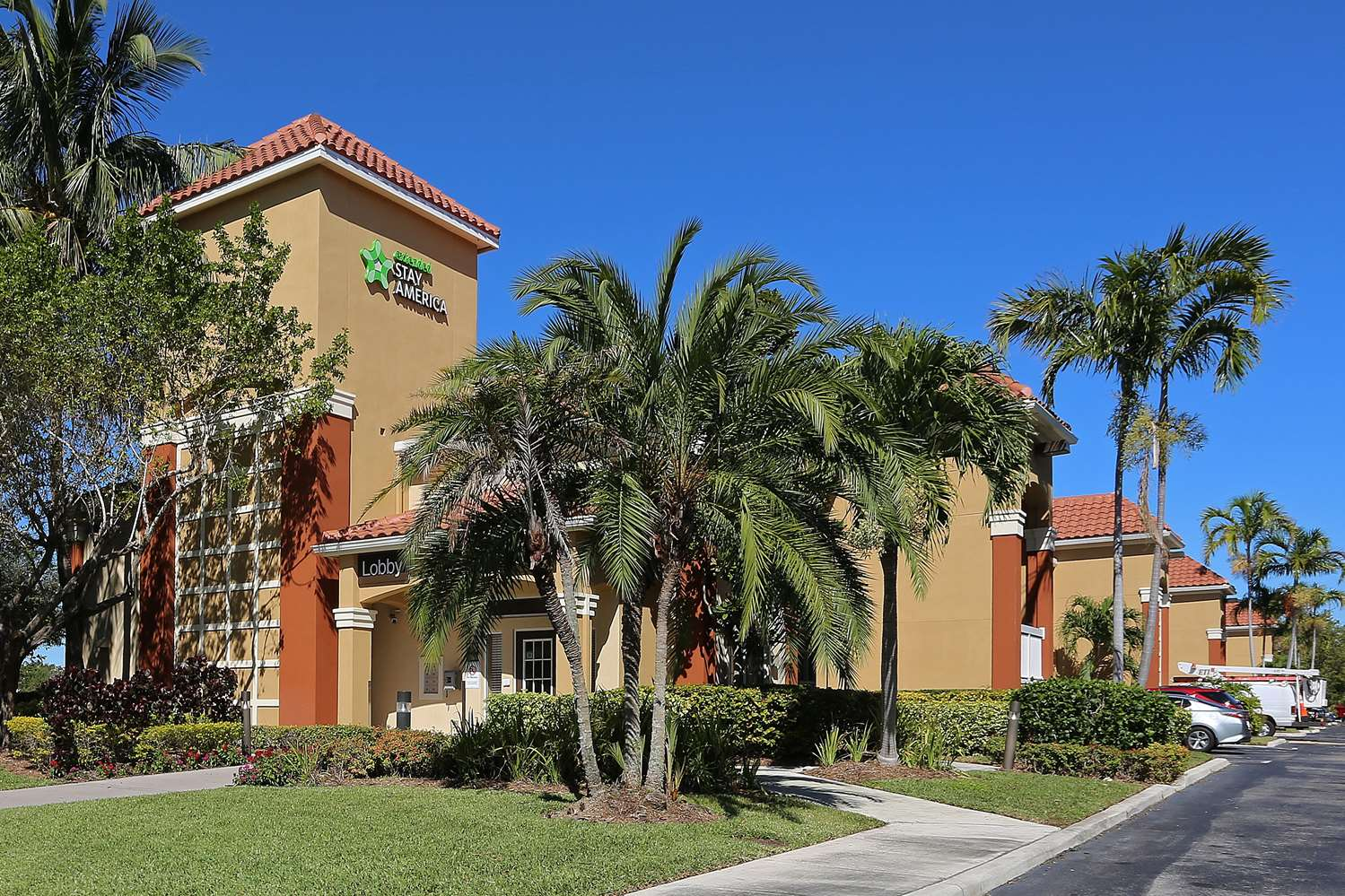 Exterior view - Extended Stay America Hotel Boca Raton