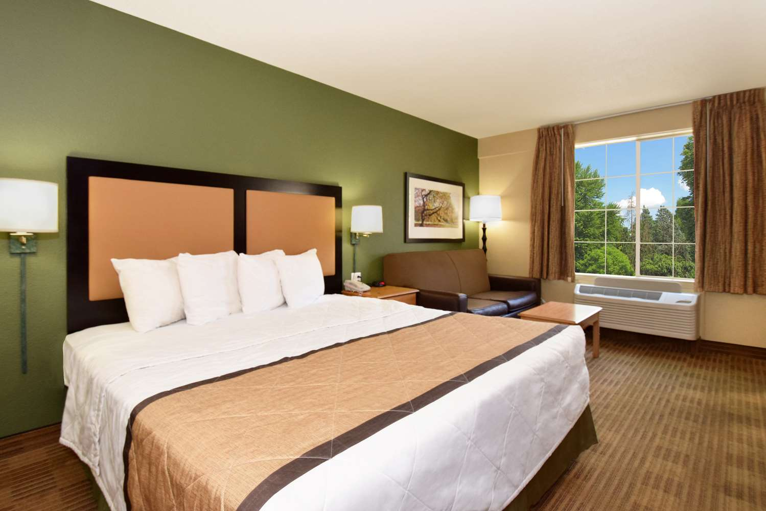 Room - Extended Stay America Hotel Brandon