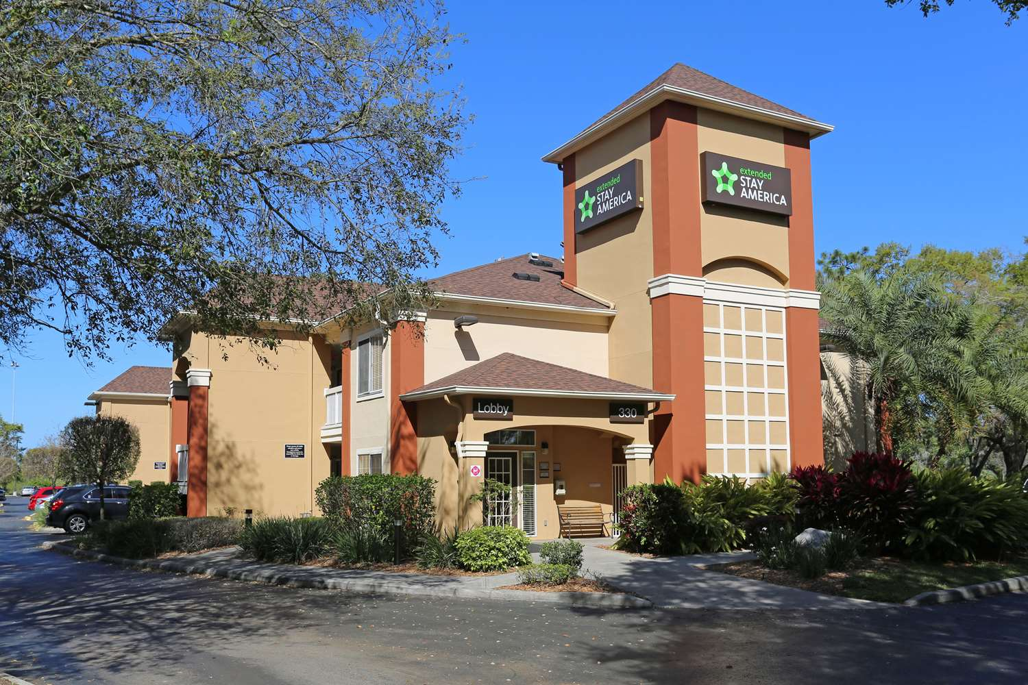 Exterior view - Extended Stay America Hotel Brandon