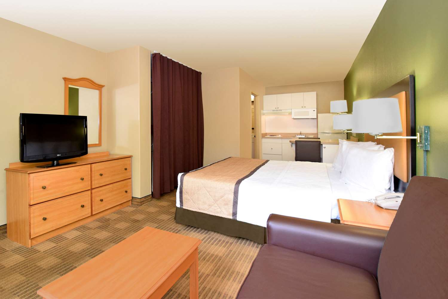 Room - Extended Stay America Hotel Hammond Drive Atlanta
