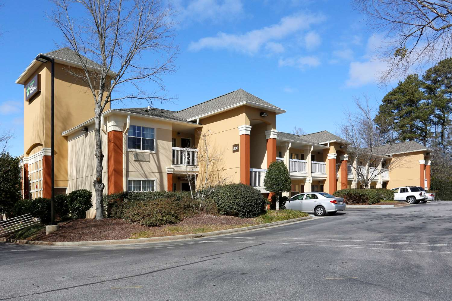 Exterior view - Extended Stay America Hotel Hammond Drive Atlanta