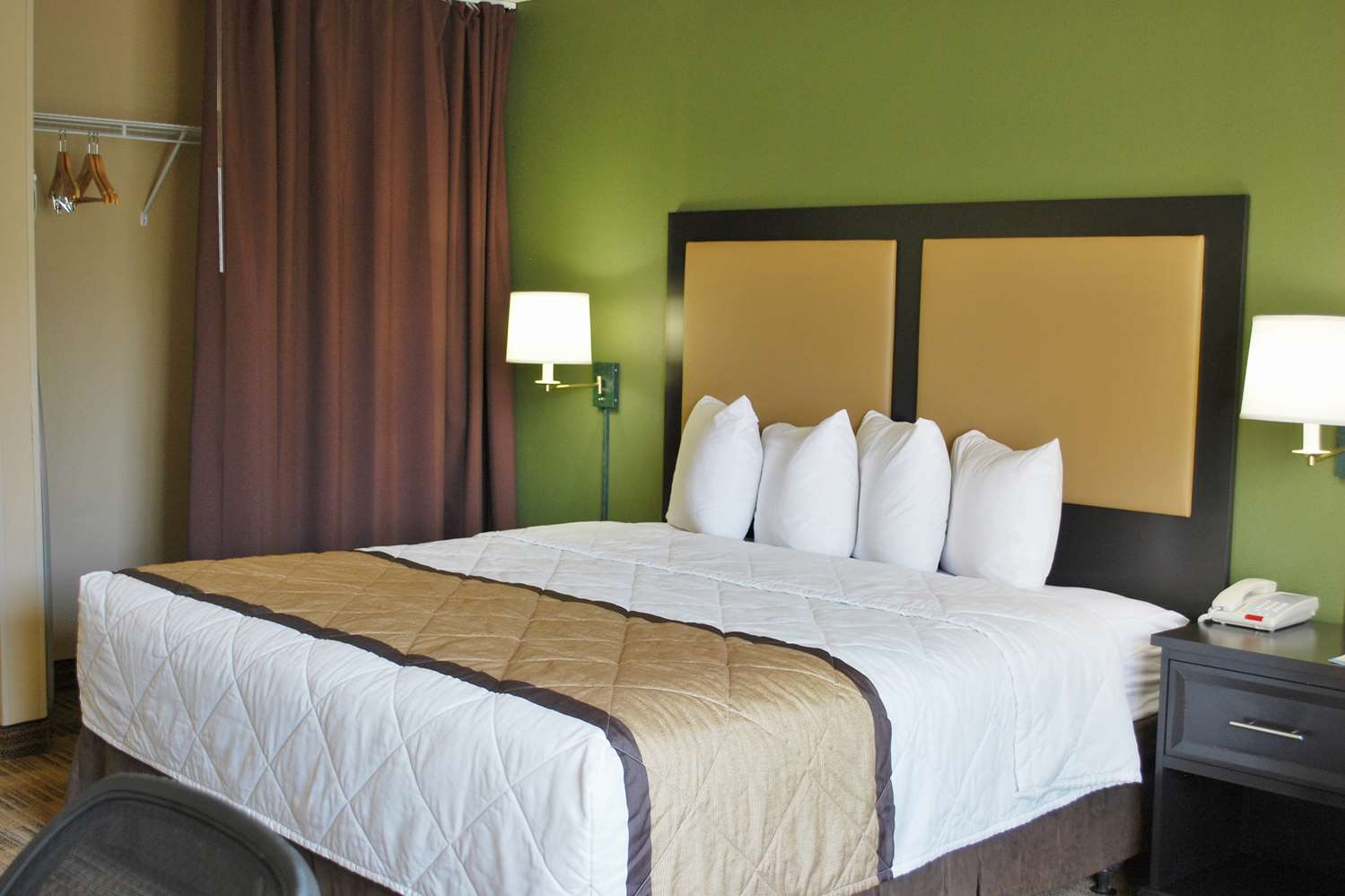 Room - Extended Stay America Hotel Oak Brook Lombard