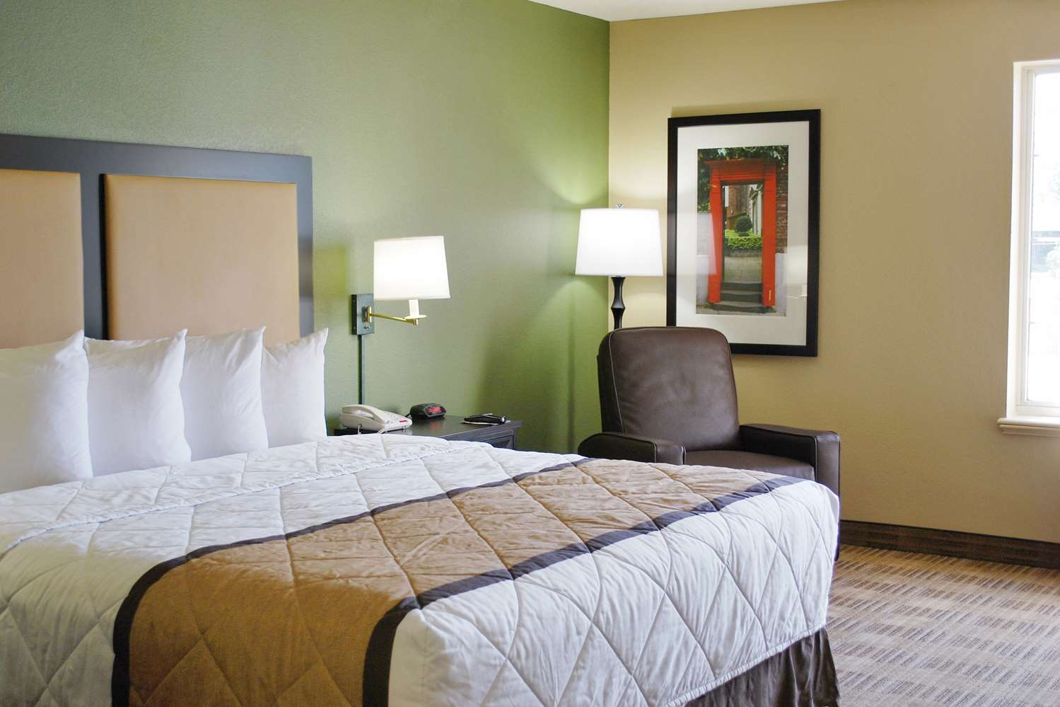 Room - Extended Stay America Hotel Convention Center Schaumburg