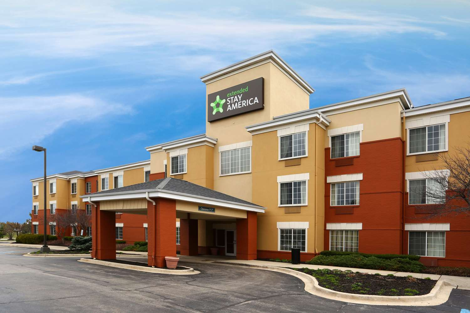 Exterior view - Extended Stay America Hotel Convention Center Schaumburg