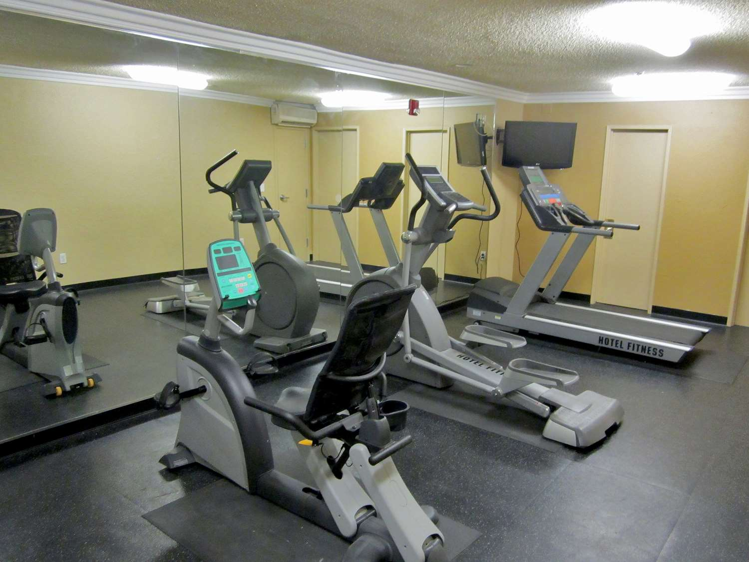 Fitness/ Exercise Room - Extended Stay America Hotel Alliant Avenue Jeffersontown
