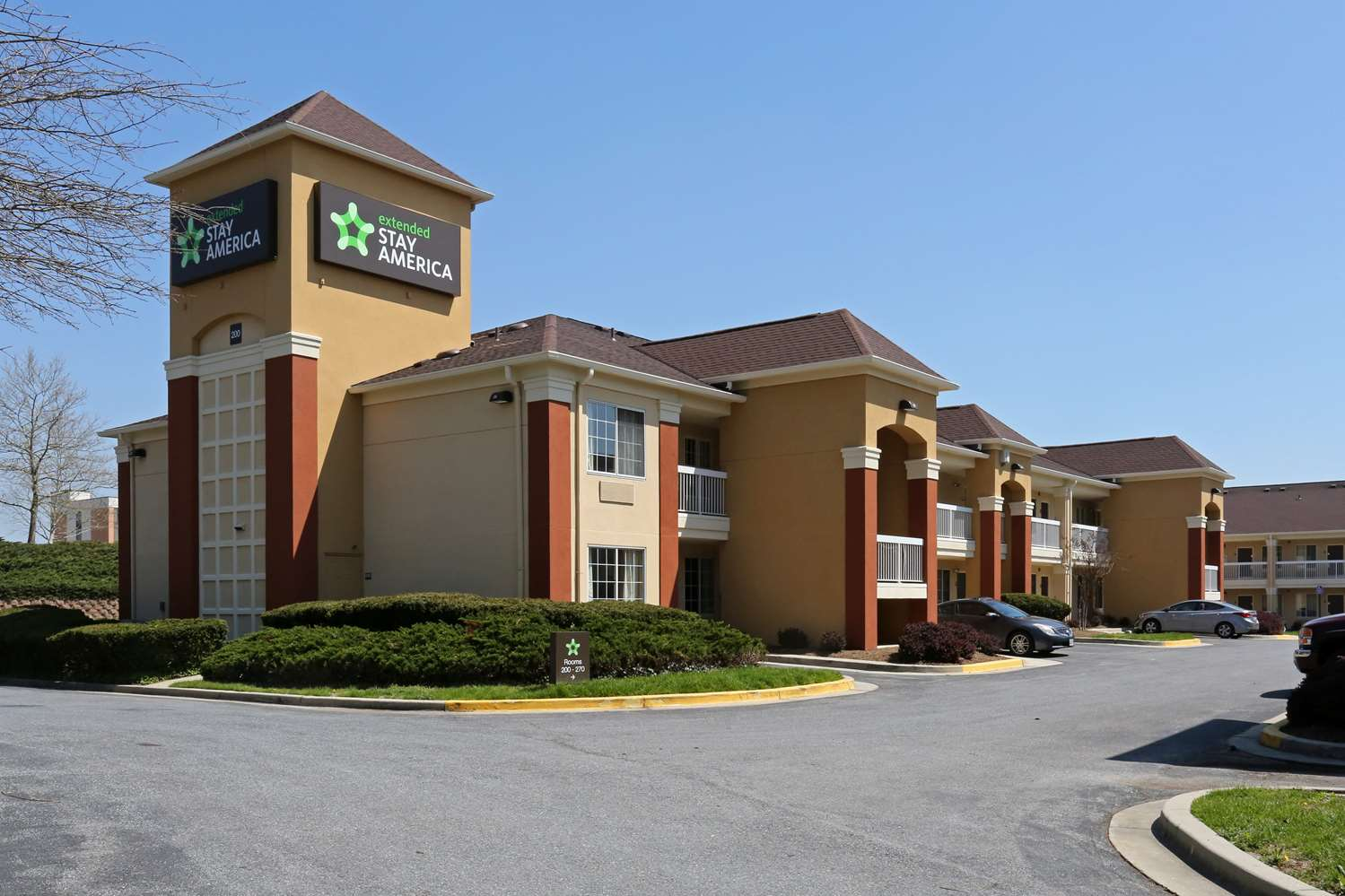 Exterior view - Extended Stay Hotel America BWI Linthicum