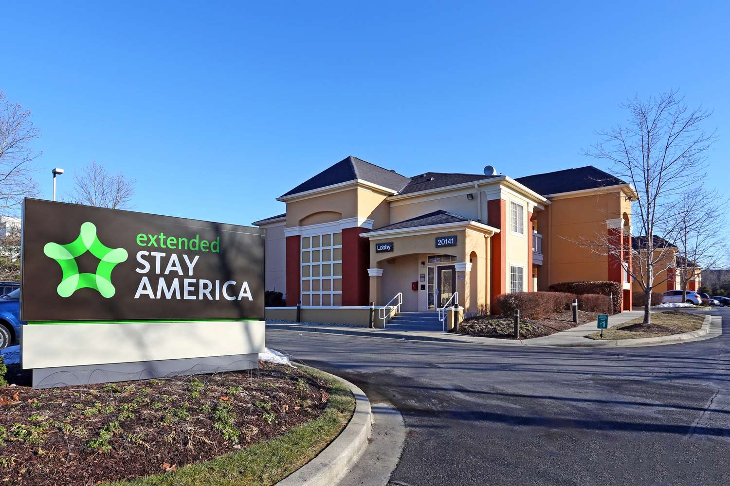 Exterior view - Extended Stay America Hotel Town Center Germantown