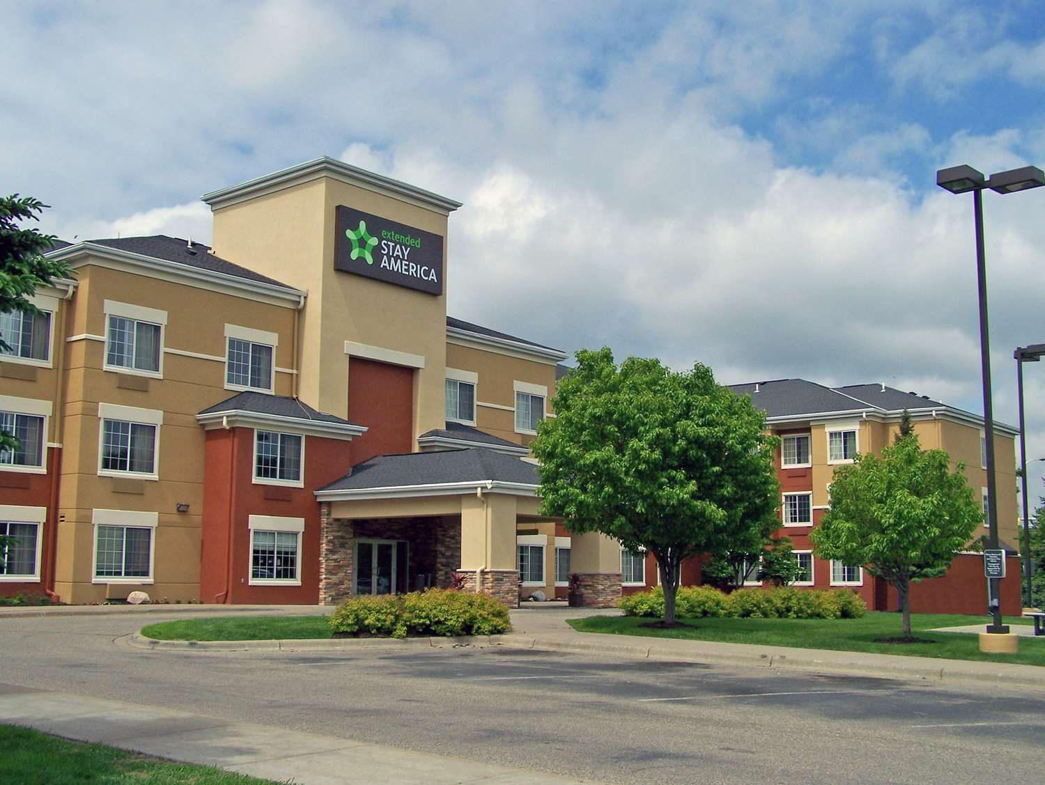 Exterior view - Extended Stay America Hotel North Eagan