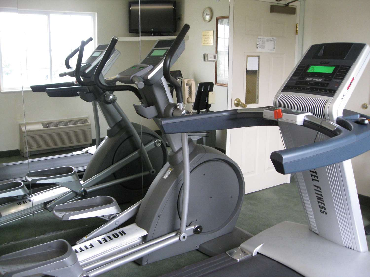 Fitness/ Exercise Room - Extended Stay America Hotel Tiffany Springs KC