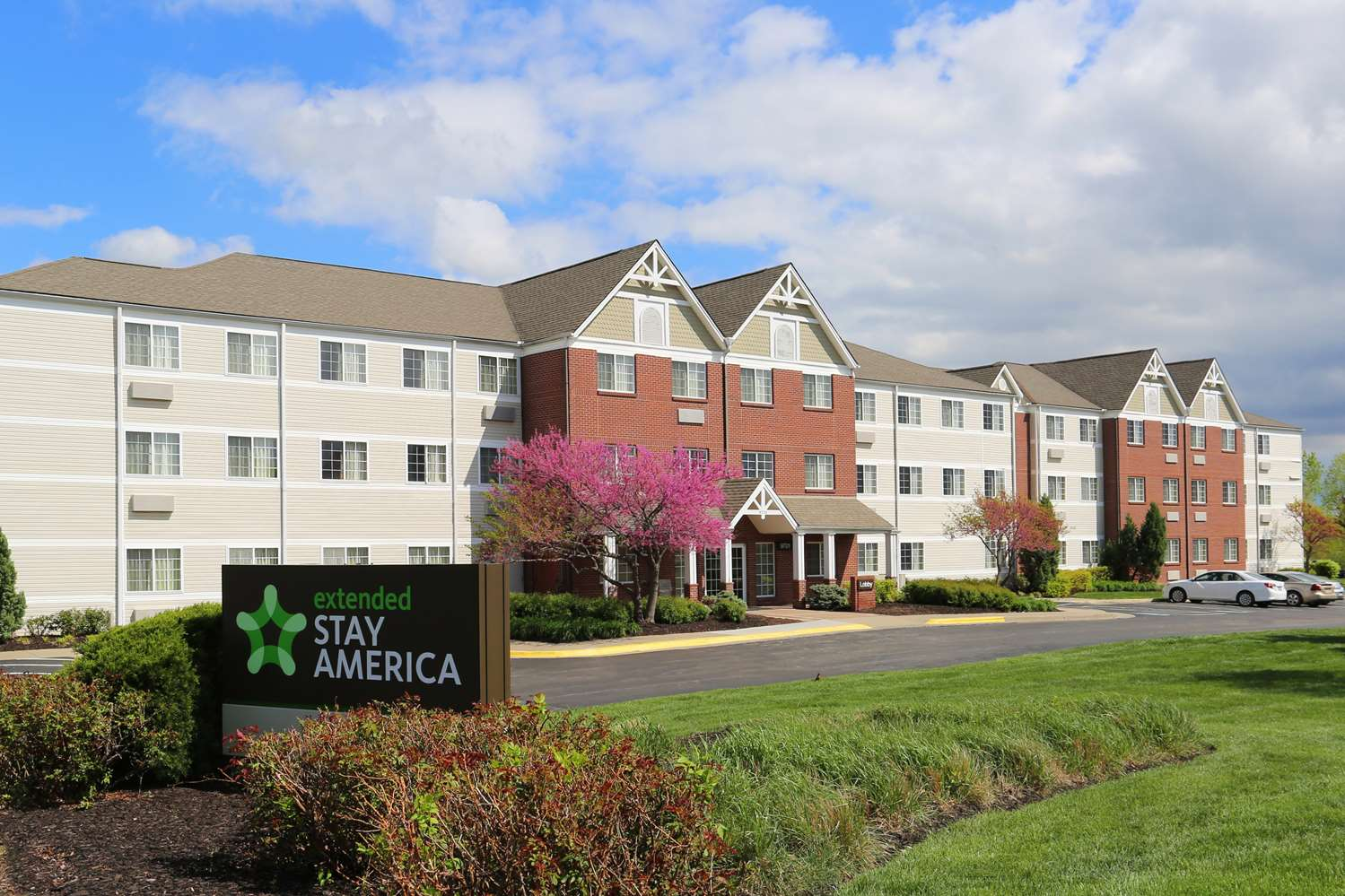 Exterior view - Extended Stay America Hotel Tiffany Springs KC