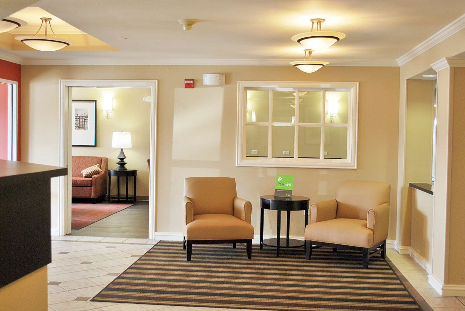 Lobby - Extended Stay America Hotel Westport Central