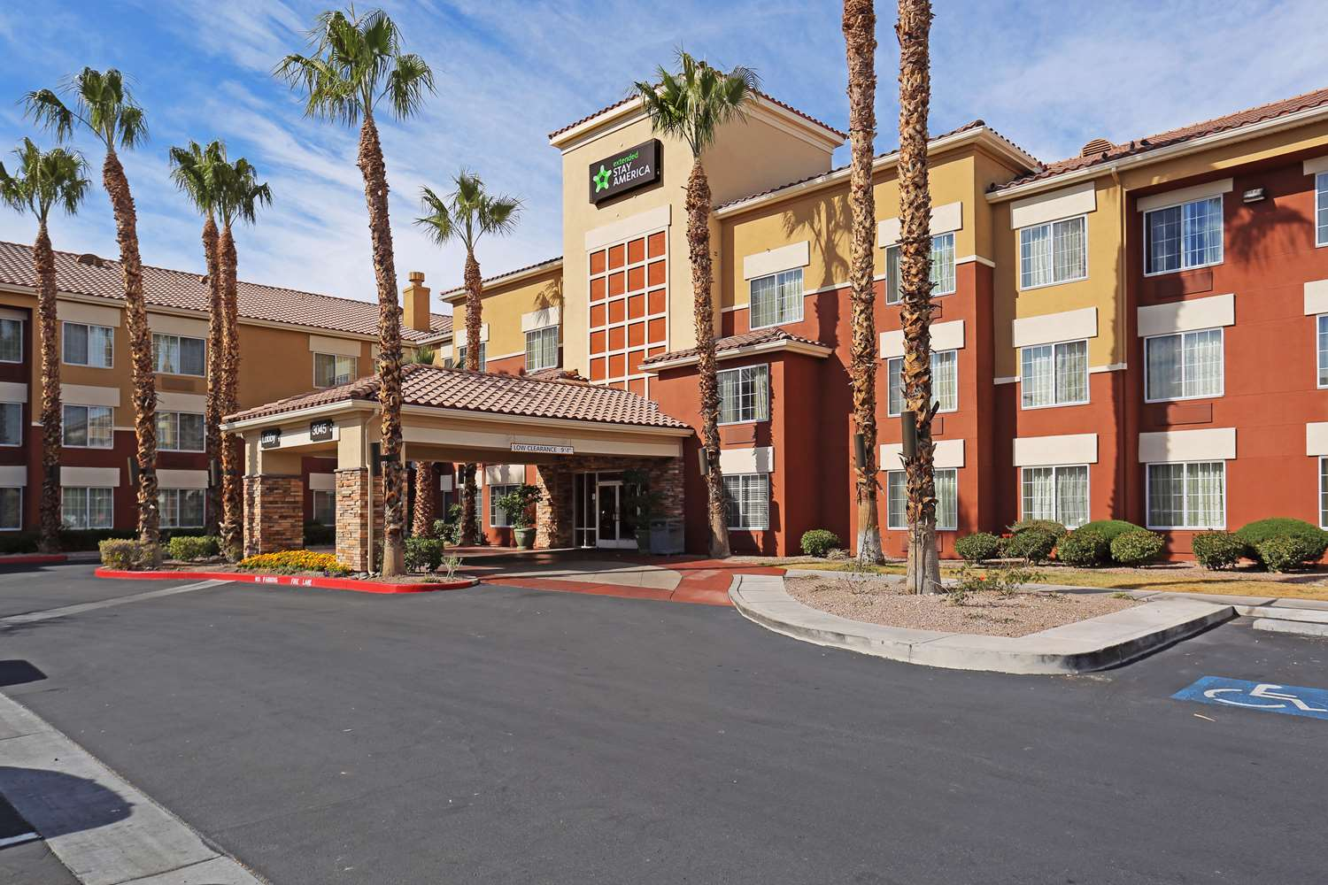 Exterior view - Extended Stay America Hotel Midtown Las Vegas