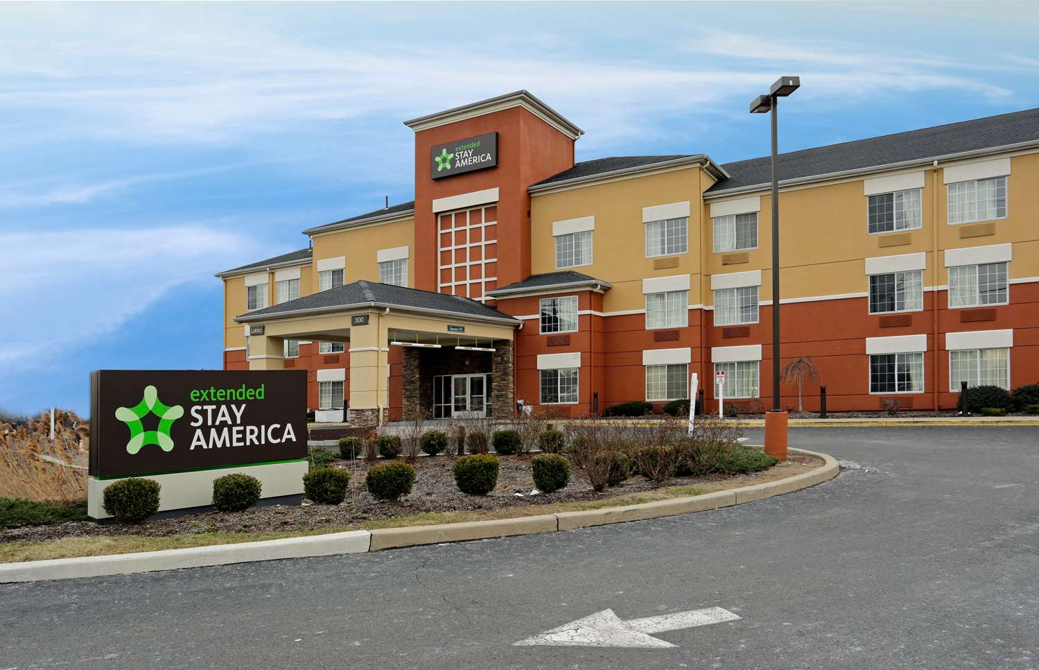 Exterior view - Extended Stay America Hotel Meadowlands East Rutherford