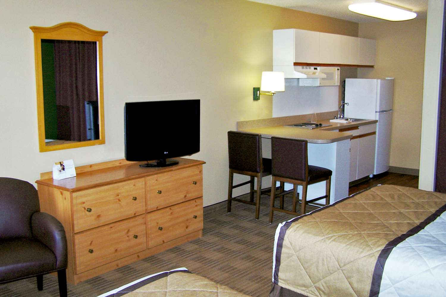 Room - Extended Stay America Hotel Meadowlands East Rutherford