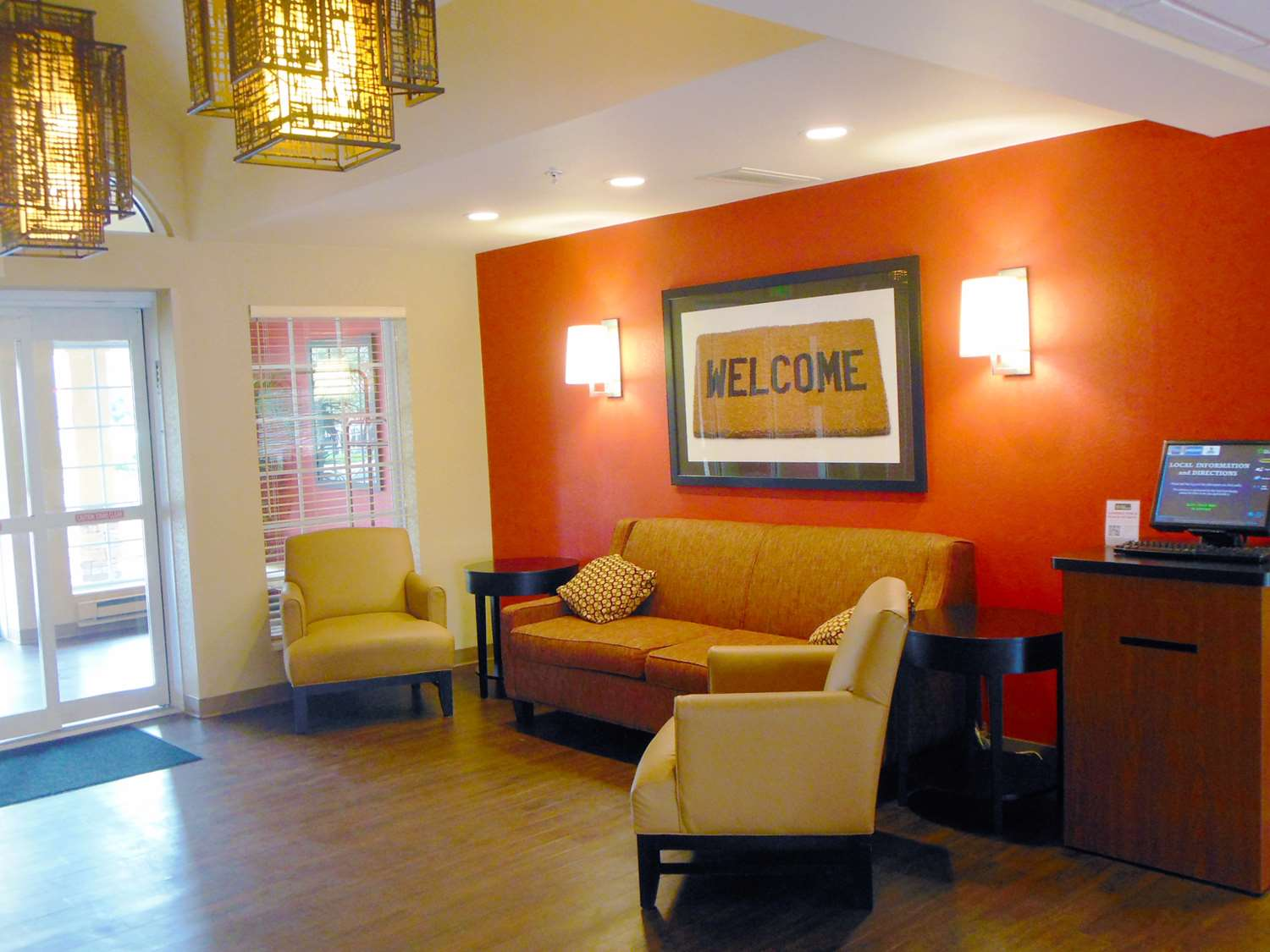 Lobby - Extended Stay America Hotel Secaucus