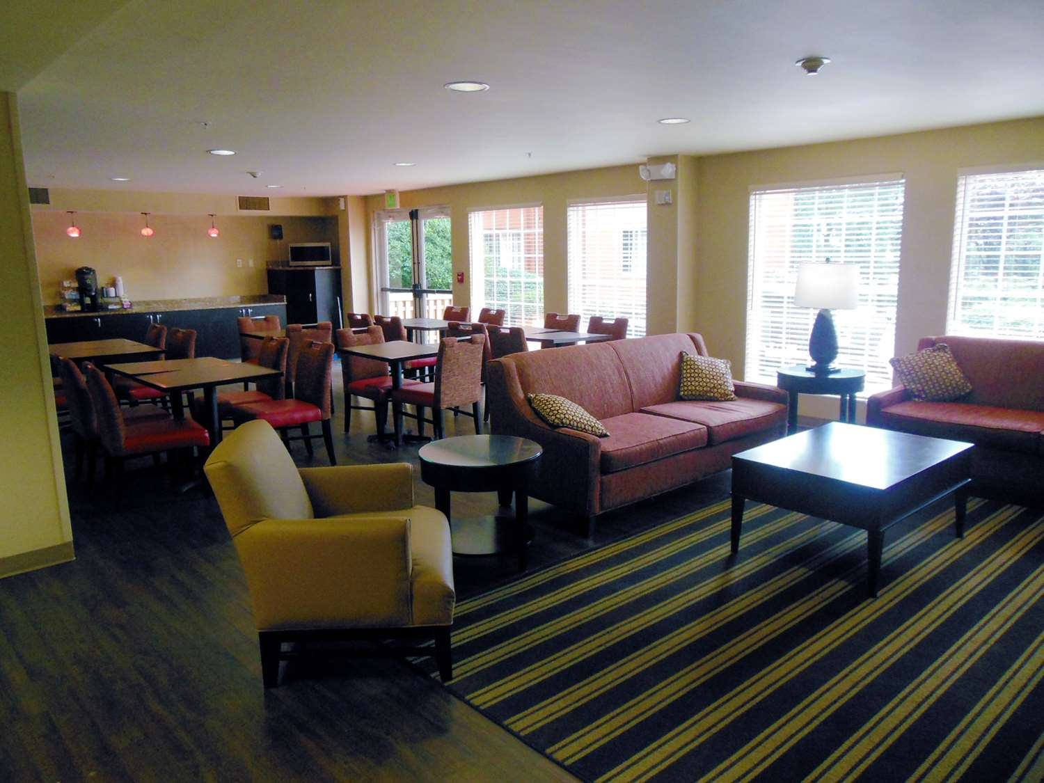 Restaurant - Extended Stay America Hotel Secaucus