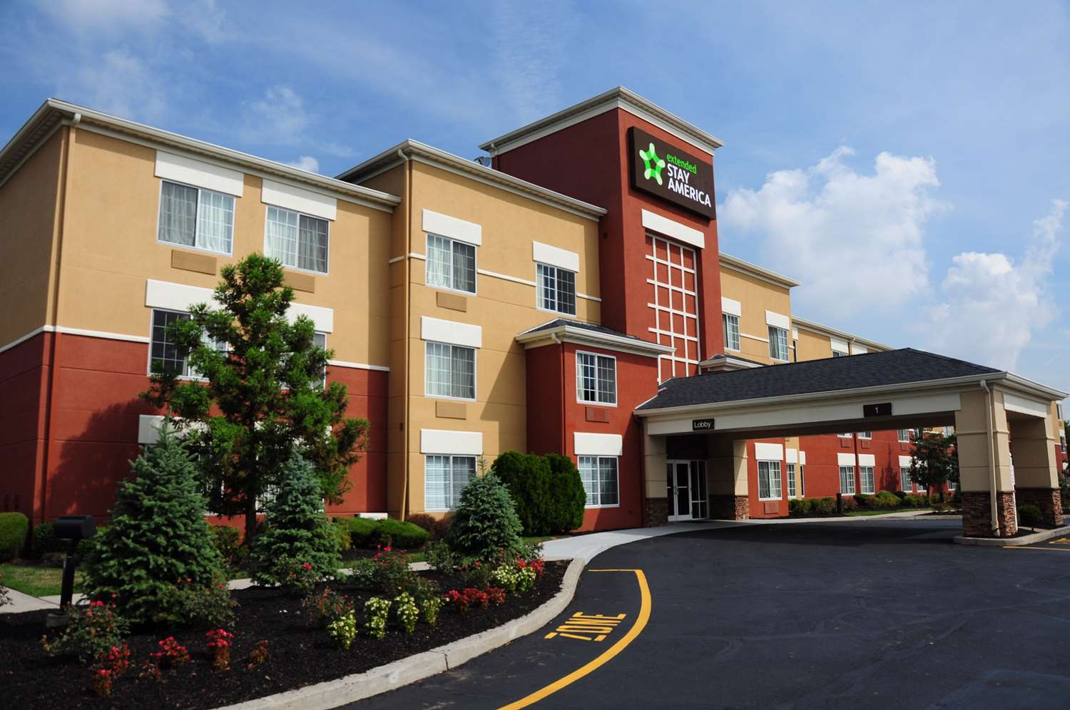Exterior view - Extended Stay America Hotel Woodbridge