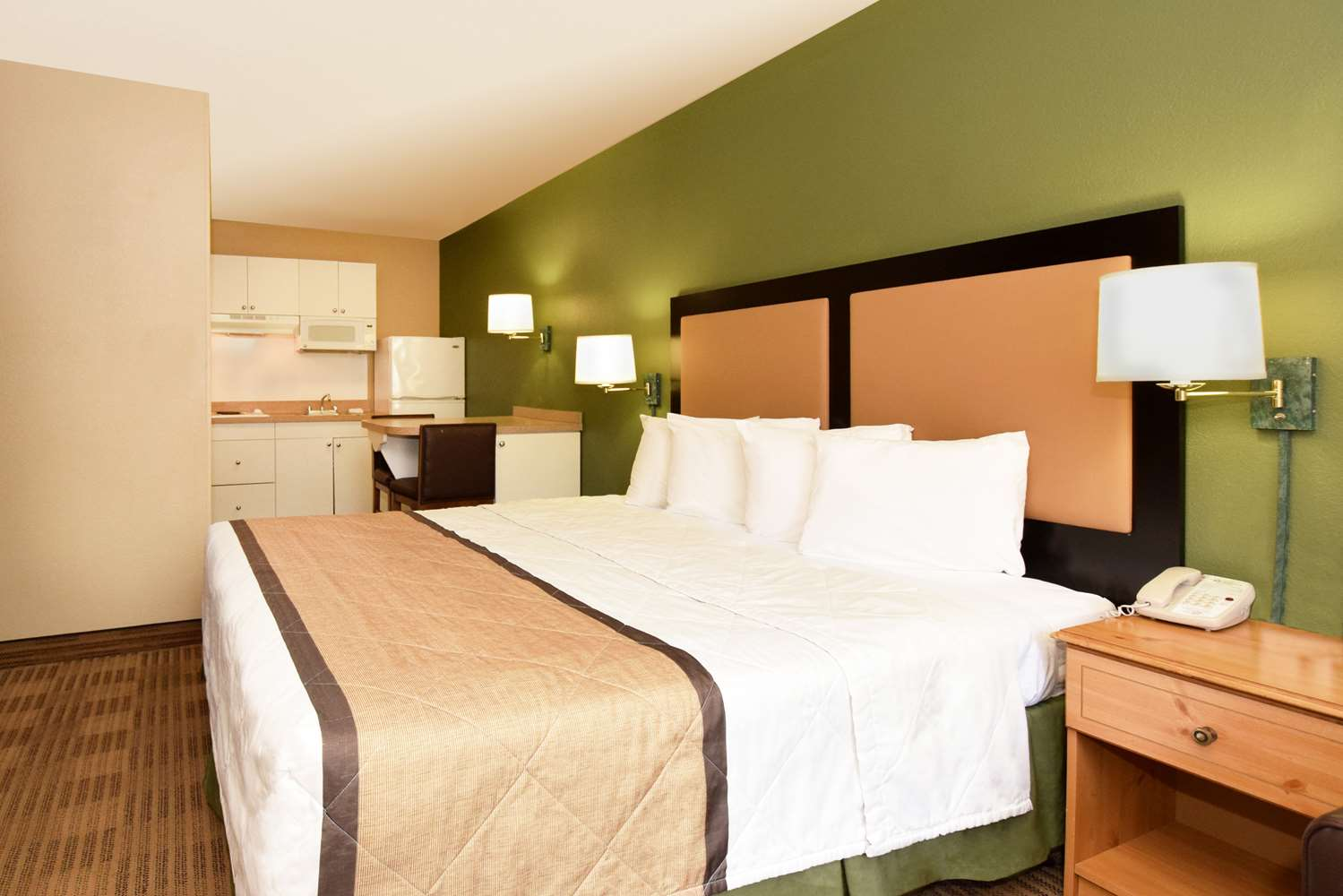 Room - Extended Stay America Hotel Crabtree Valley Raleigh