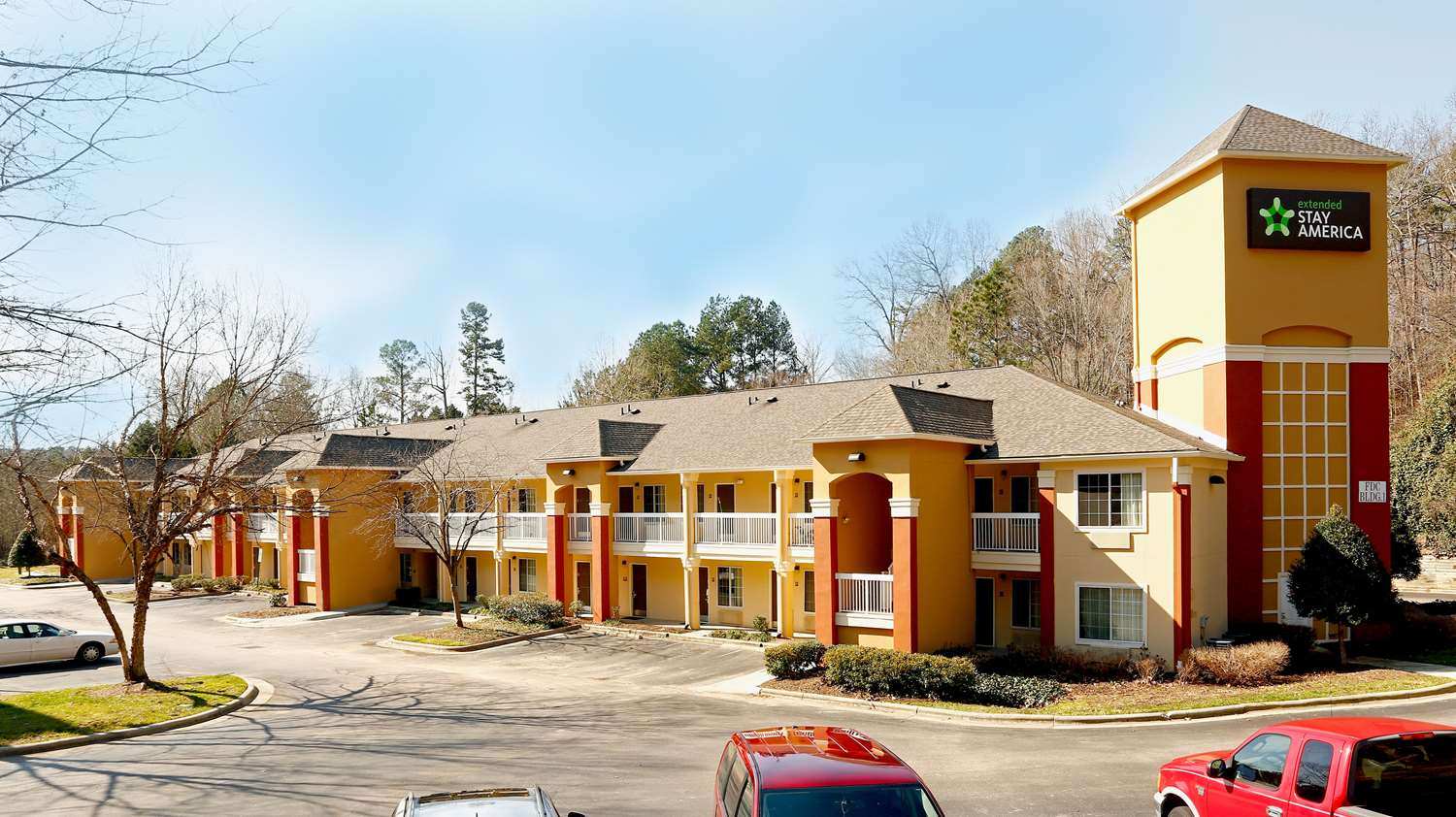 Exterior view - Extended Stay America Hotel Crabtree Valley Raleigh