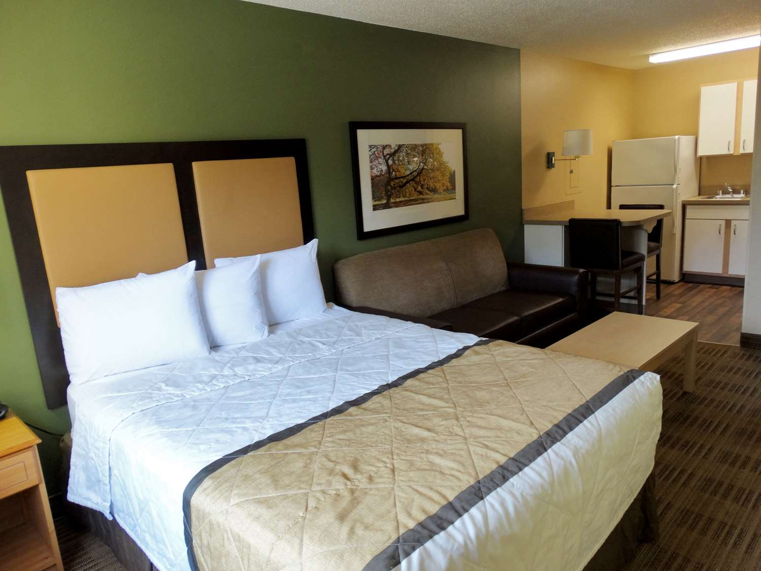 Room - Extended Stay America Hotel Wake Forest Road Raleigh