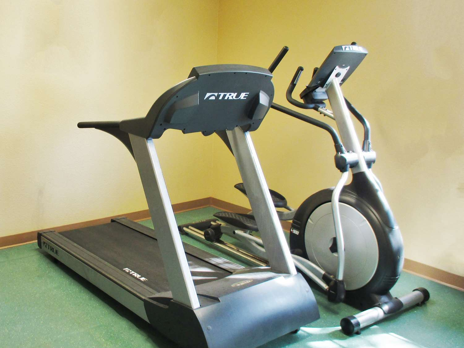 Fitness/ Exercise Room - Extended Stay America Hotel Northeast Raleigh