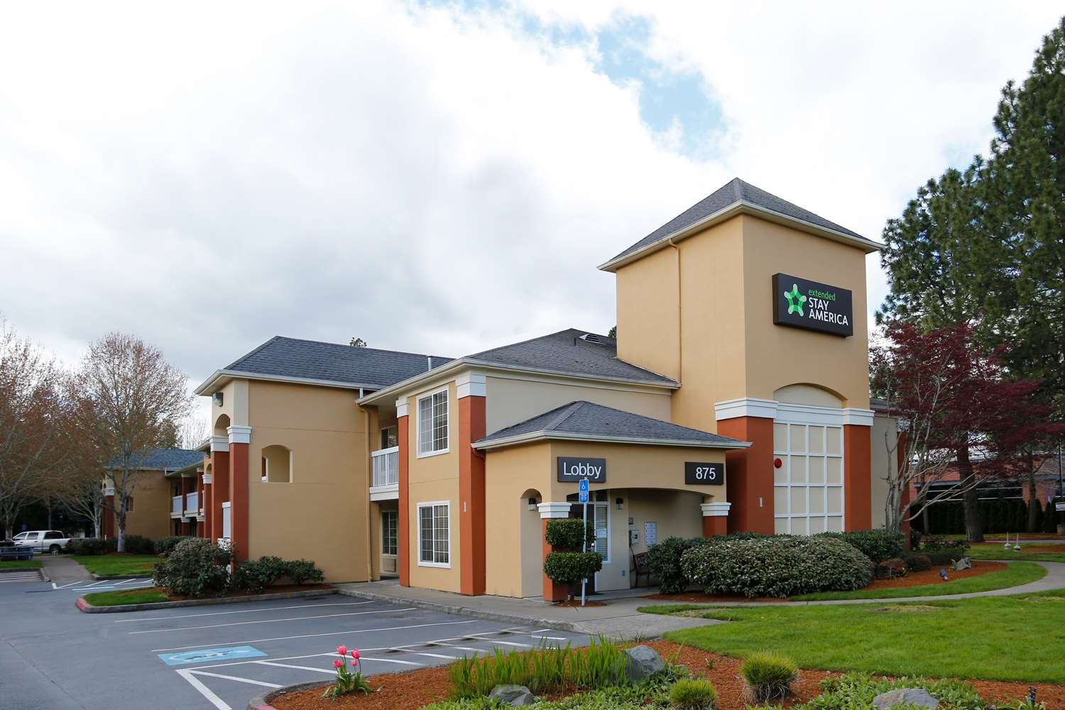 Exterior view - Extended Stay America Hotel 158th Avenue Beaverton