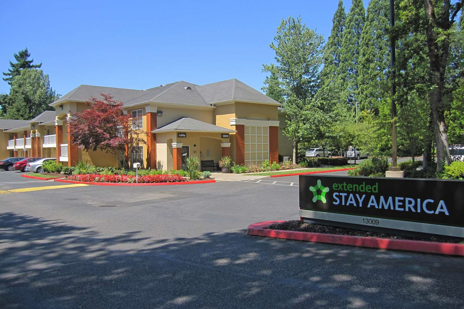 Exterior view - Extended Stay America Hotel Tigard