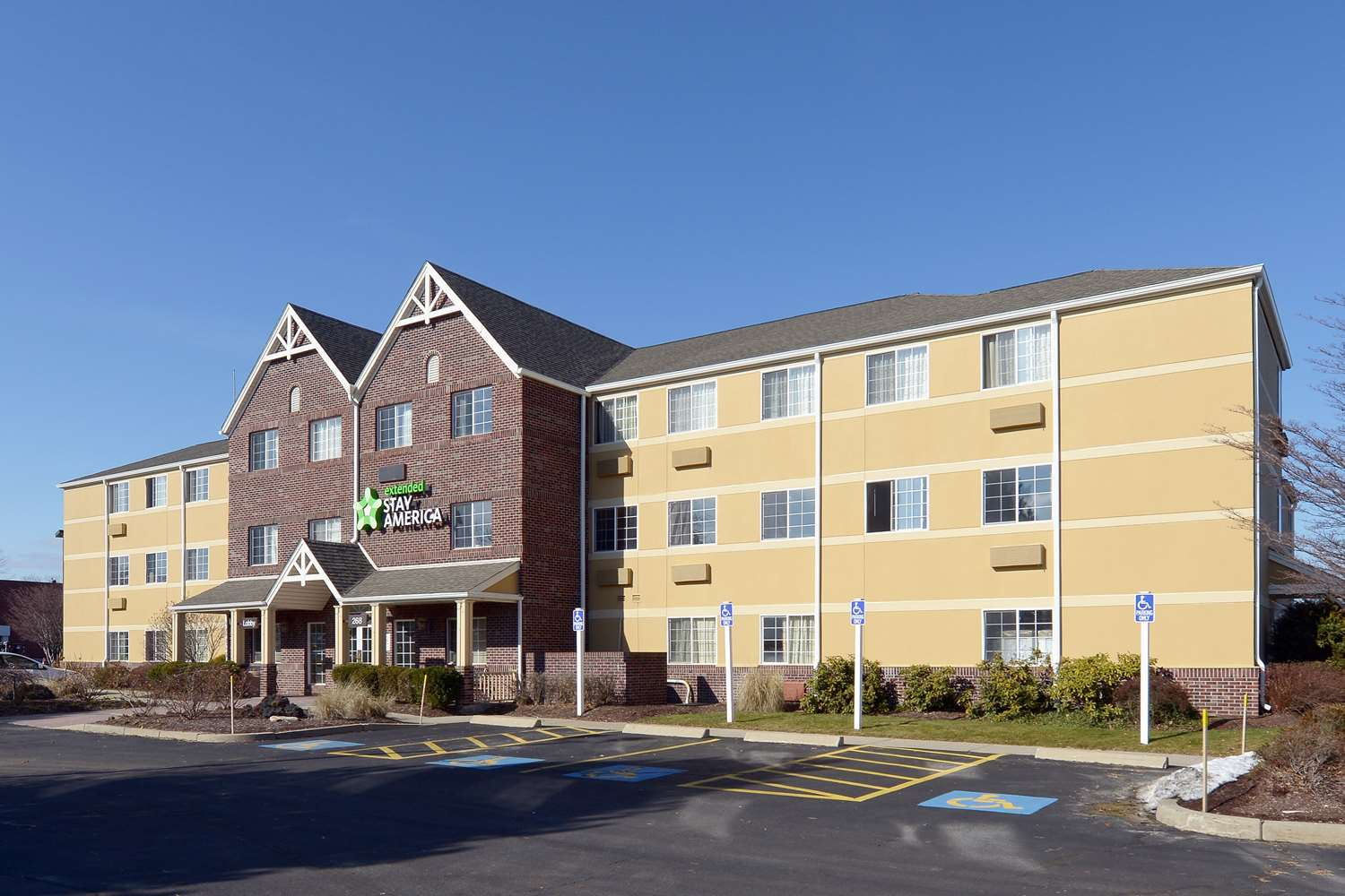Exterior view - Extended Stay America Hotel Airport Hotel Warwick