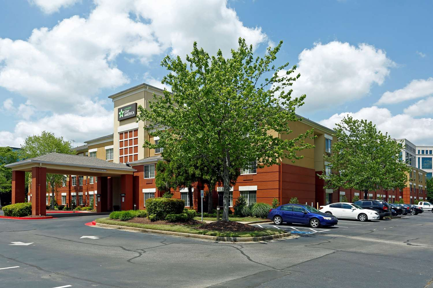 Exterior view - Extended Stay America Hotel Poplar Avenue Memphis