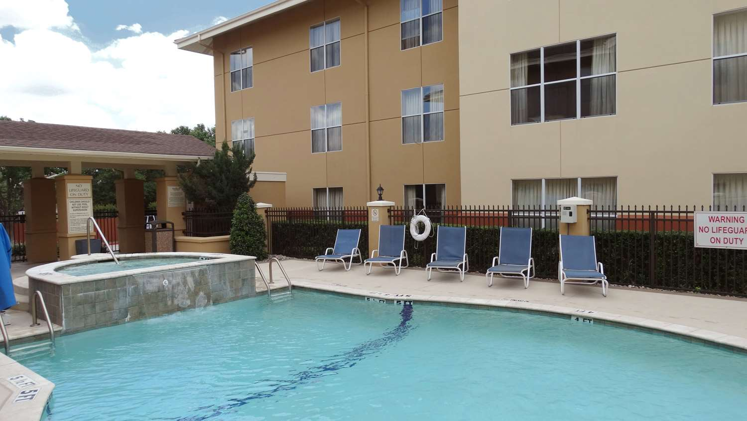 Pool - Extended Stay America Hotel Frankford Road Dallas