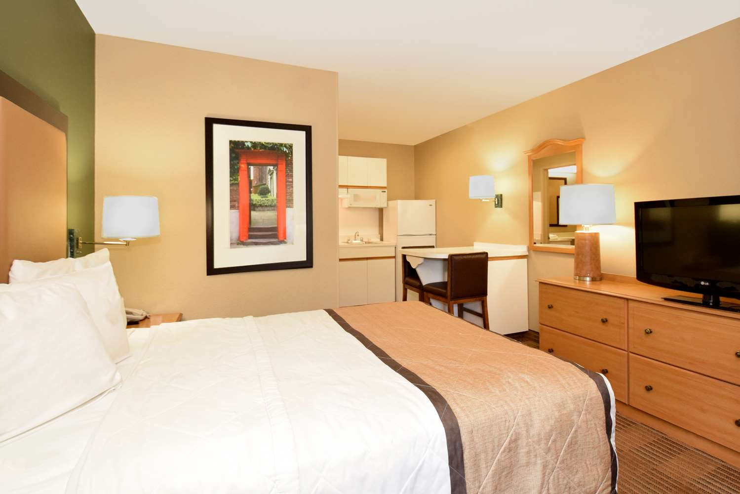 Room - Extended Stay America Hotel Medical Center Fort Worth