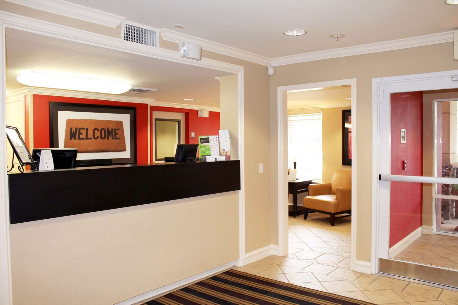 Lobby - Extended Stay America Hotel Uptown Houston