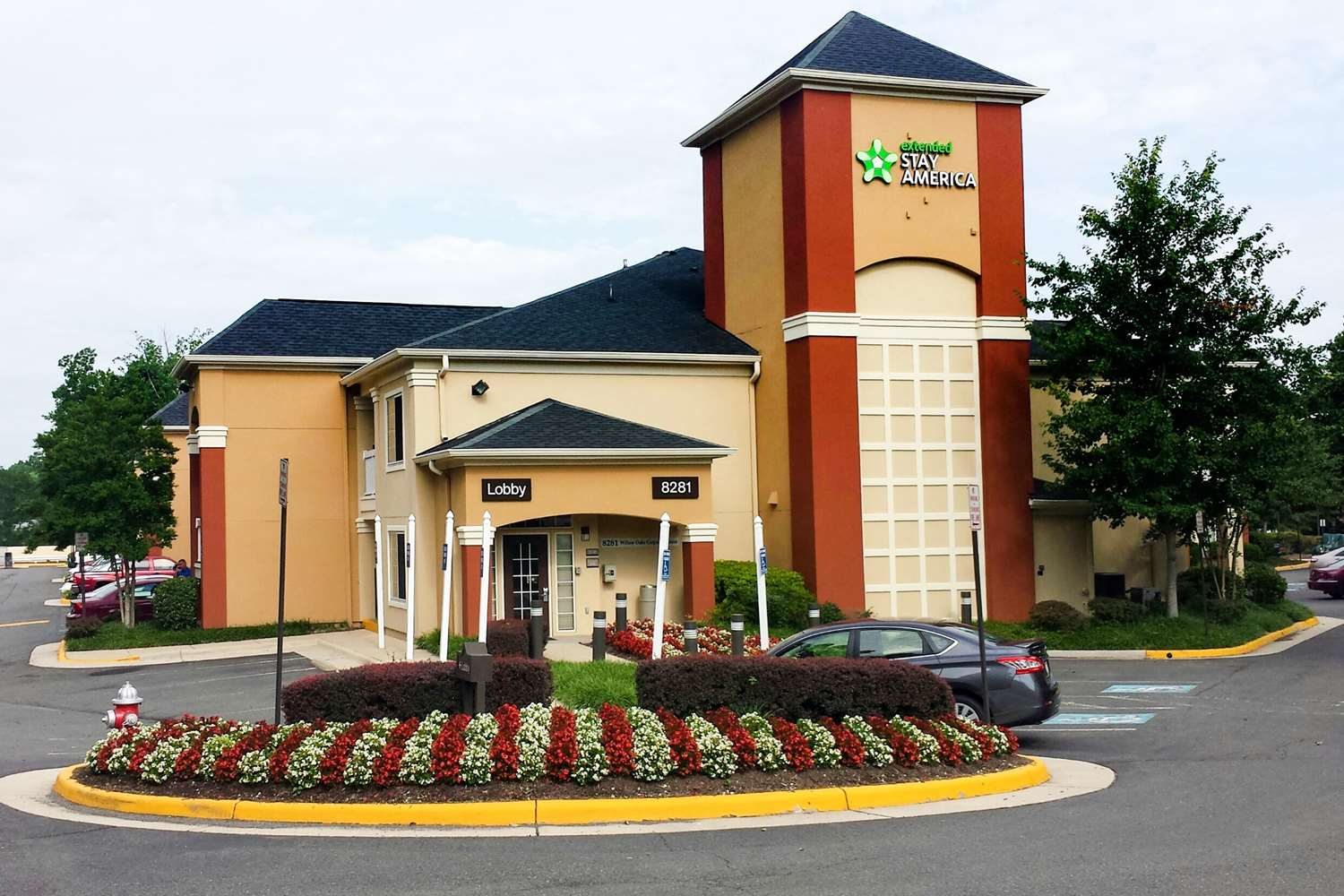 Exterior view - Extended Stay America Hotel Merrifield Fairfax