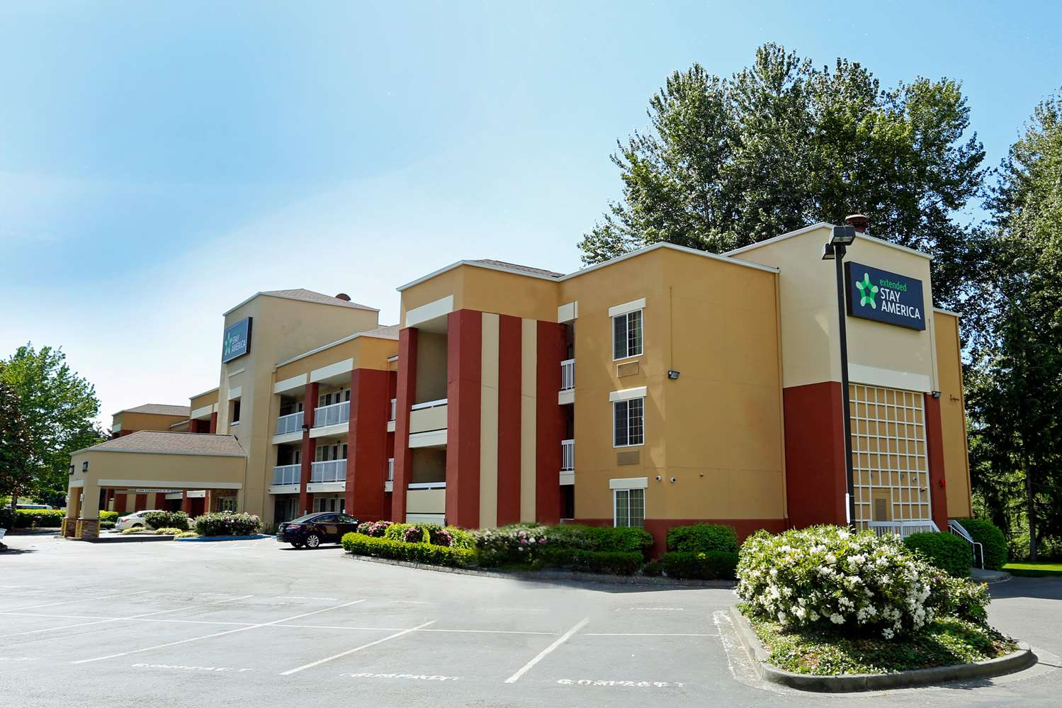 Exterior view - Extended Stay America Hotel Southcenter Tukwila