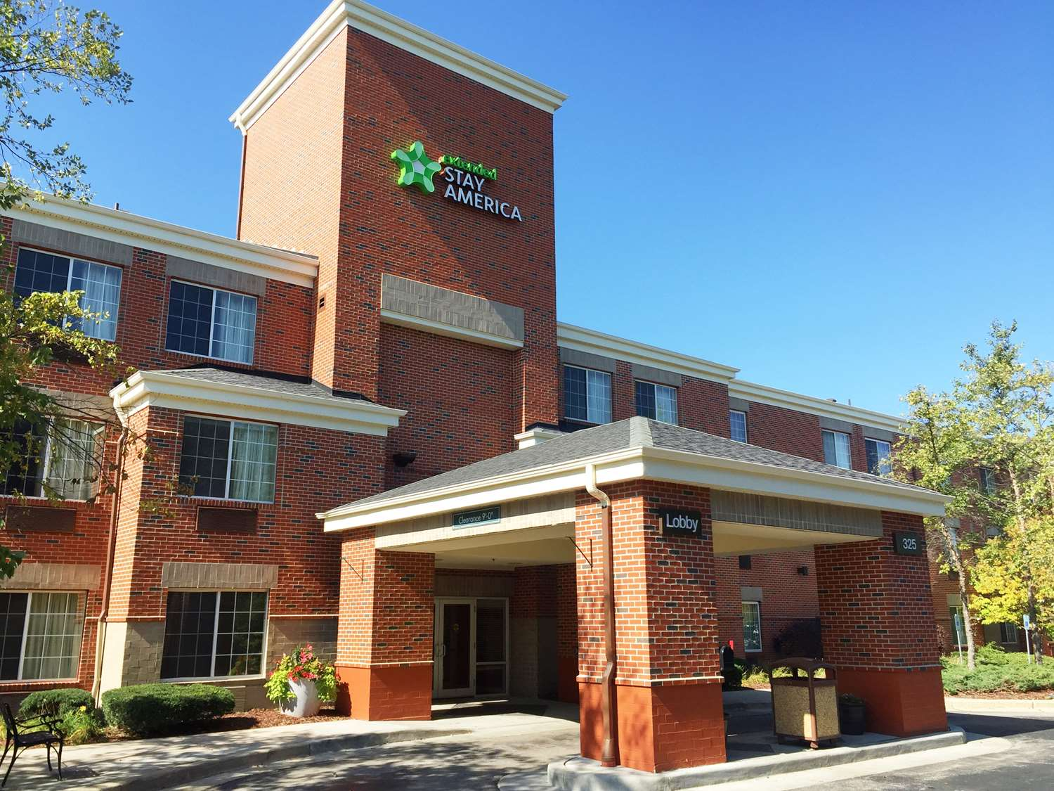 Exterior view - Extended Stay America Hotel Brookfield