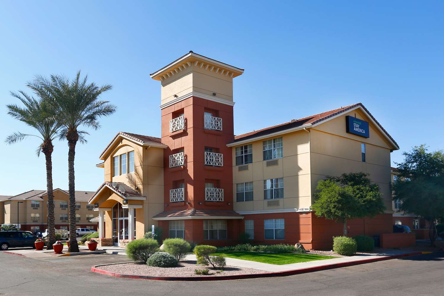 Exterior view - Extended Stay America Hotel Midtown Phoenix